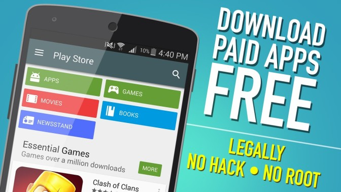 How To Install Any Paid Android Game For Free